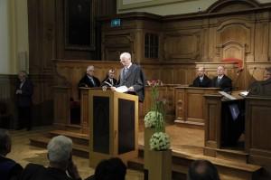 Van Rompuy en Lovaina