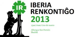 Logoo de la Iberia Renkonto