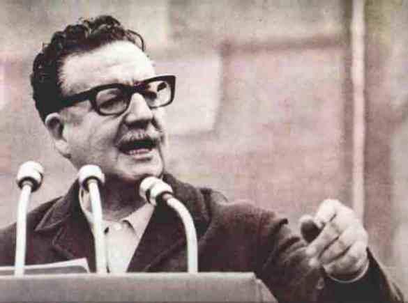 prezidento Allende