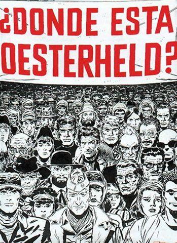 Kie estas Oesterheld?