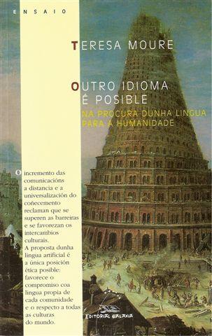 La libro Outro idioma é posible