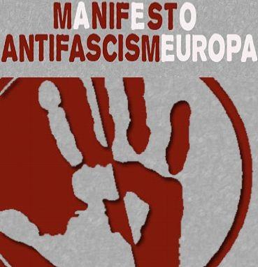 Logoo de la Kontraufashisma Manifesto